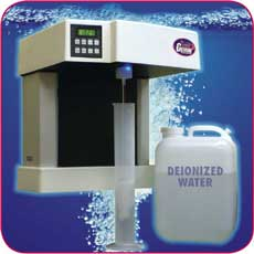 Gemini Type I Wall Mounted Water System