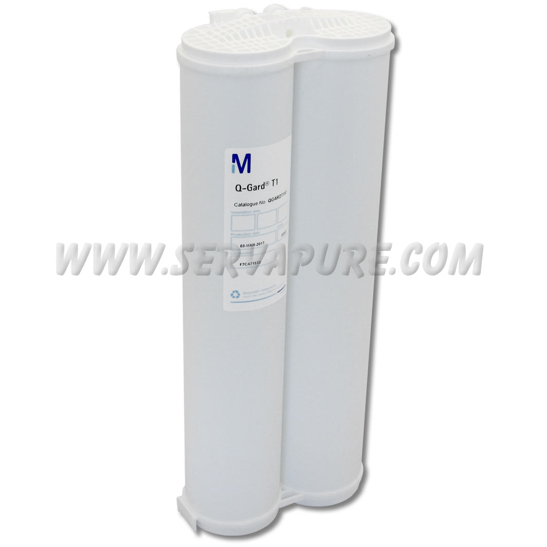 Emd Millipore Qgardt1x1 Q Gard 174 T1 Purification Cartridge