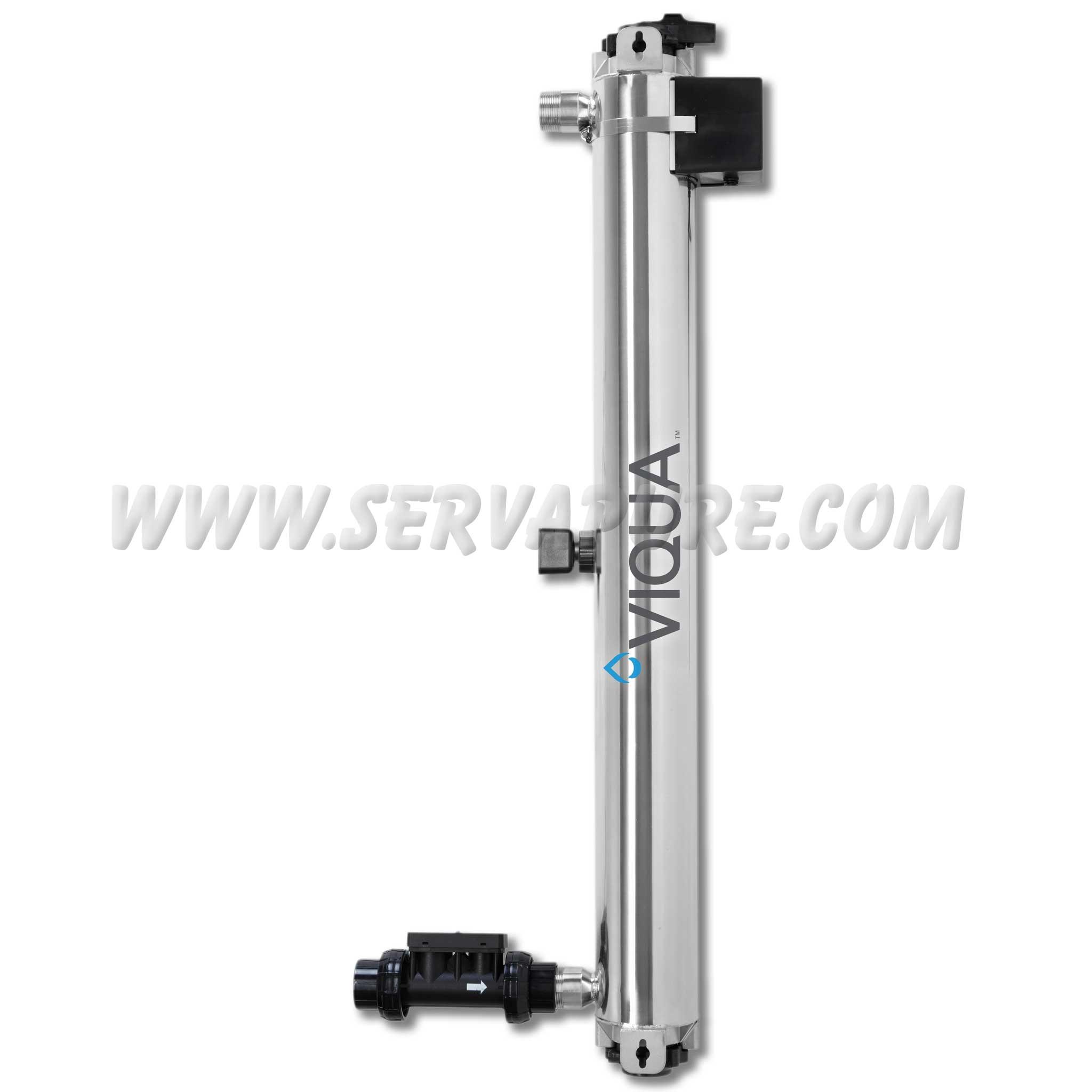 Viqua Uvmax Pro50 Uv System 50 Gpm Serv A Pure