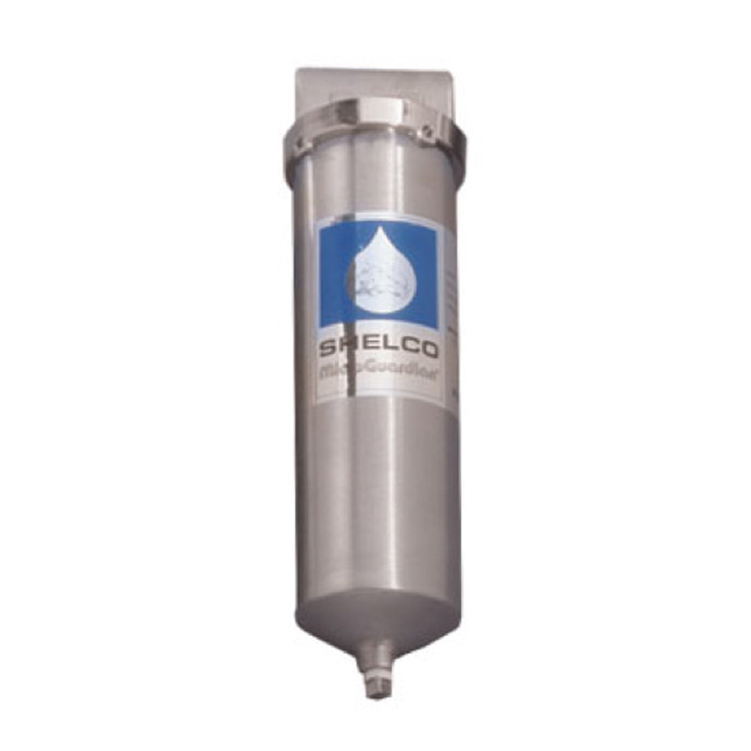 Shelco rhs a quot stainless steel filter housing