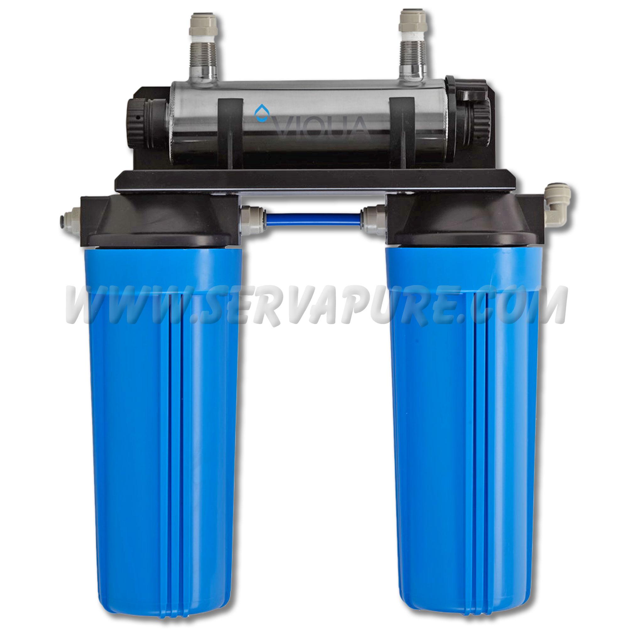 Viqua Vt1 Dws Drinking Water Uv System 1 Gpm Serv A Pure