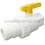 Serv-A-Pure's Food Grade Ball Valve, FGBV-2