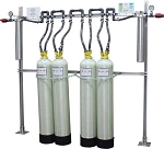 Serv-A-Pure 0844-3-2ST2 Deionized Water System