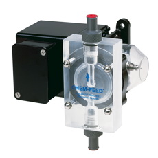 Chem-Feed C-600HV Series Injector