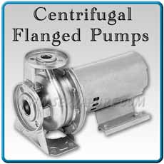 Flanged Centrifugal