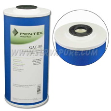Pentek Big Blue Taste & Odor Filter