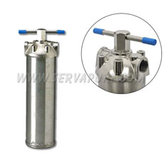 Pentek Stainless Steel Filter Housings