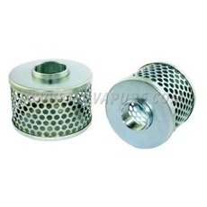 Round Hole Zinc Plated Steel Strainers