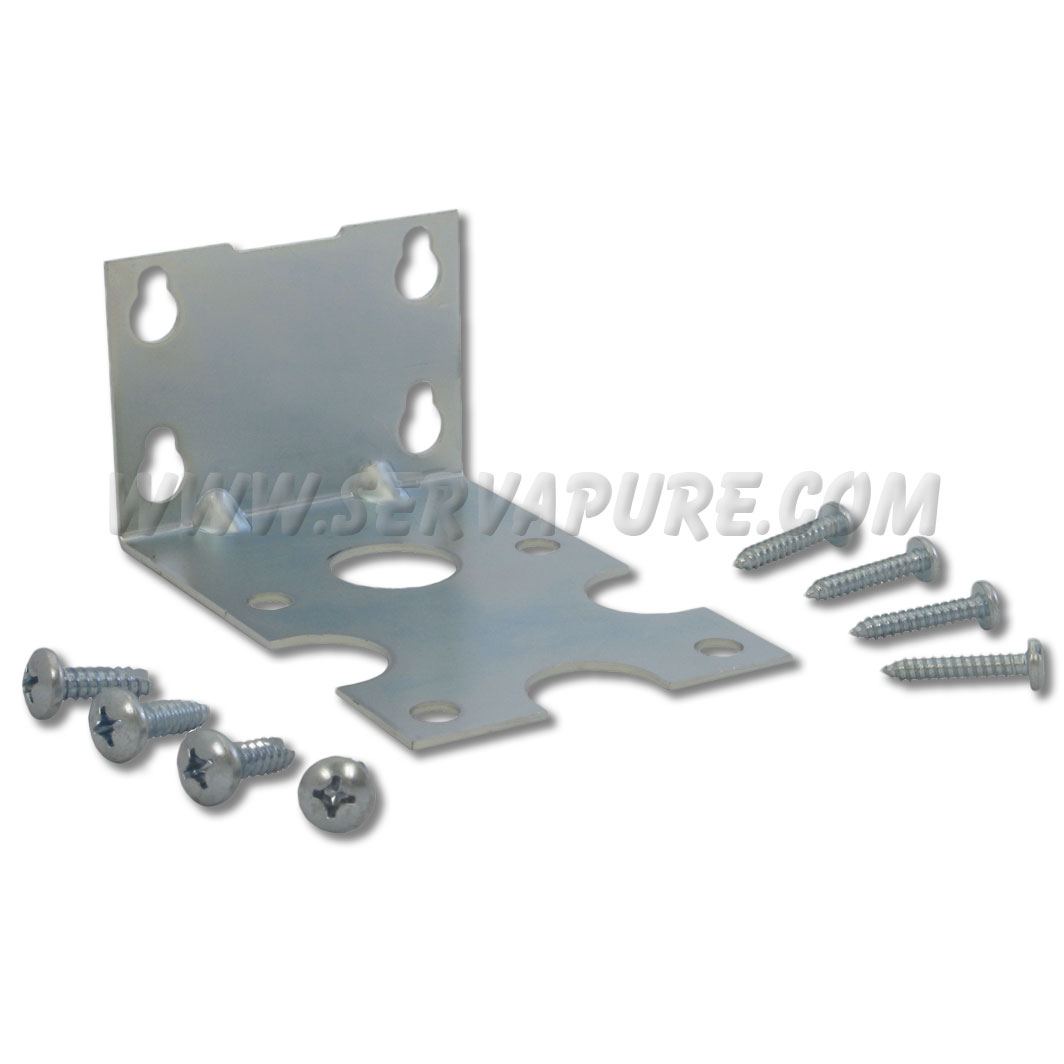 Pentek 150578, MC-1A Mounting Bracket Kit for 3/4'' Caps with Bosses