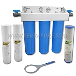 BBFS-222SSLR, Sediment and Lead Reduction System