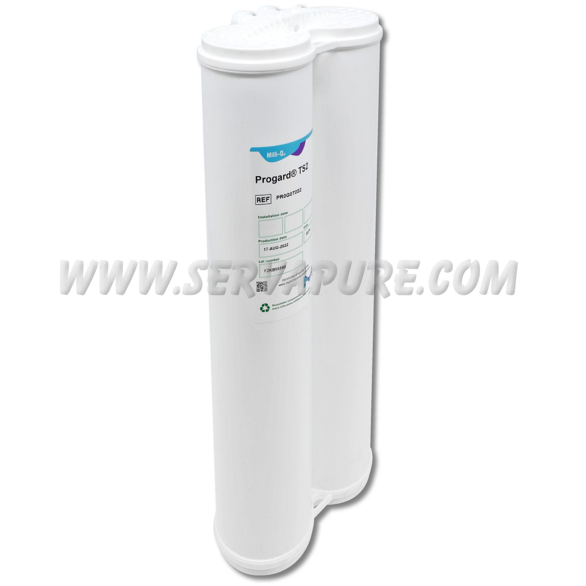 Millipore Qgardtl01 Q Gard Tl Polishing Cartridge Serv