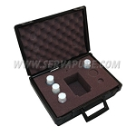 Myron L PK3 Carrying Case W/ Standard/Buffer Solutions for meter