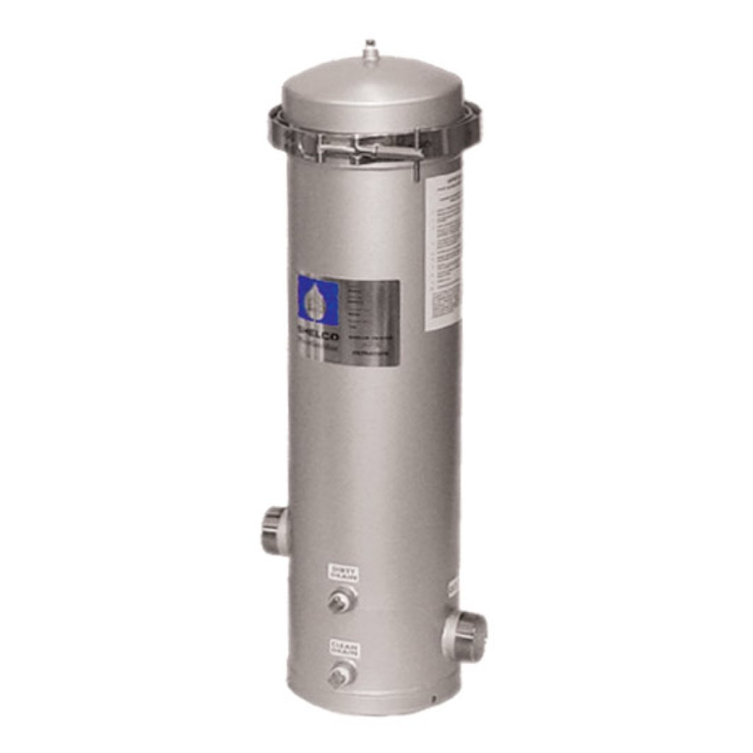 Shelco fos quot stainless steel filter housing gpm