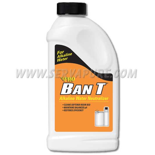 Ban-T Pro-Citric Acid Resin Cleaner - 1.5 lbs, BanT
