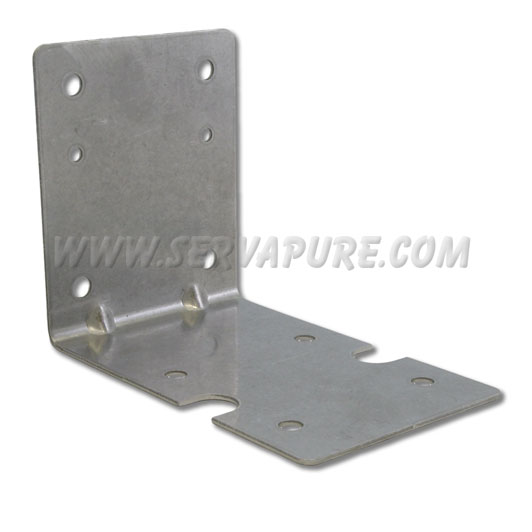 Pentek 357639 Wb Ss Stainless Steel Bracket Only For Big