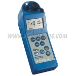 Myron L 6PIIFCE-BD Ultrameter II, Conductivity/Resistivity/TDS/pH/ORP/Free Chlorine/Temperature BluDock Enabled