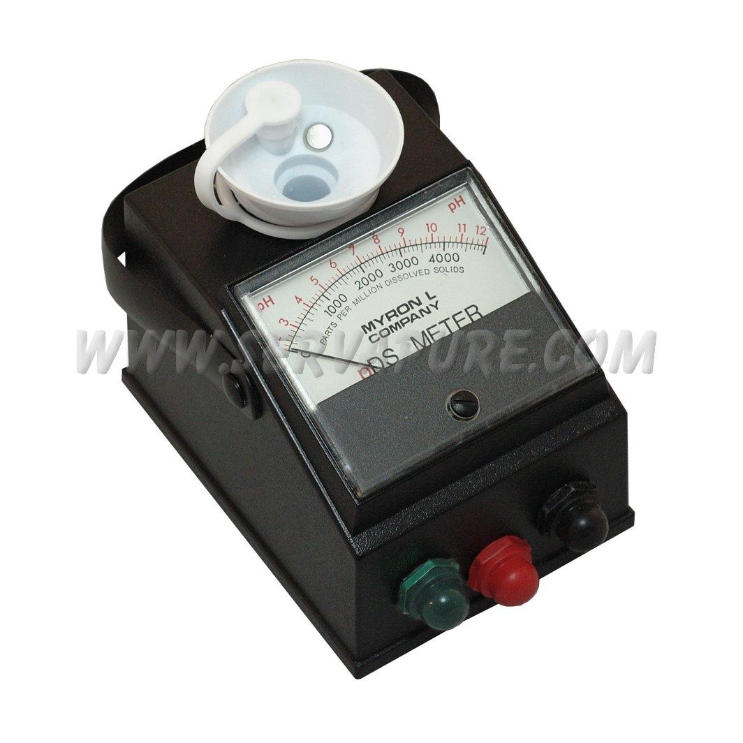 Resistivity Meter Analog : Myron l t ph tds meter serv a pure