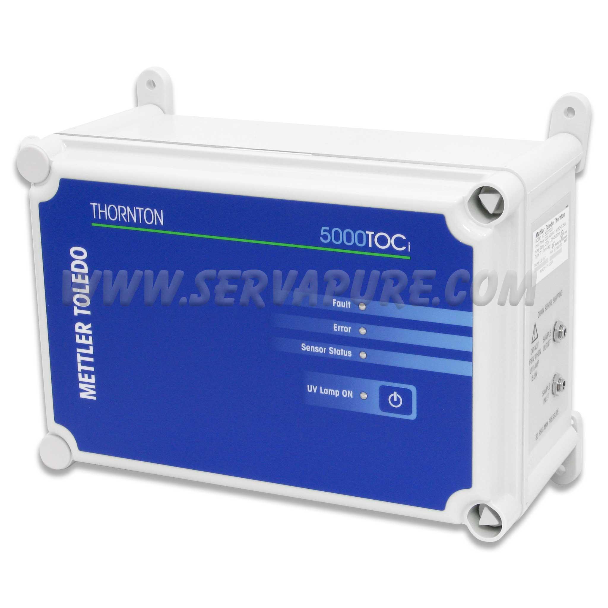 Thornton Hyundai: Thornton 5000TOCi Sensor 0.05-2000 PpbC TOC Analyzer