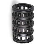 Fleck 60129-20, 2850 Piston Seals and Spacers