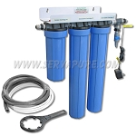 Serv-A-Pure MicroPak, Wall Mounted DI Water System, 0.5 GPM