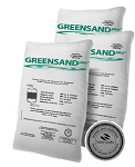 GreensandPlus Water Treatment Media, 0.52 Cubic Foot Box