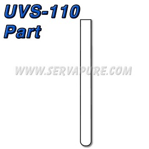 Pentek 163504 - Quartz Sleeve For UVS UV Filter Systems