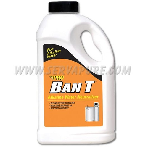 Ban-T Pro-Citric Acid Resin Cleaner - 4 lbs, BanT