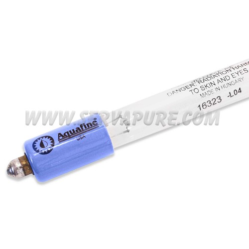 Aquafine 3095, 60'' Double Ended UV Lamp, TOC Reduction ''Blue''